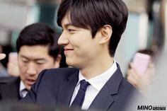 "Lee Min Ho.  ""2017 National Brand Award"" 22.02.2017"