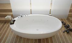 Freestanding Bathtubs | European Cabinets & Design Studios