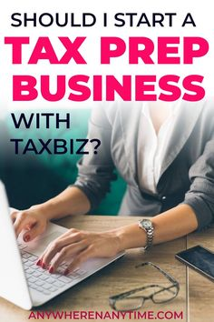 A tax preparation business? It's one of the most lucrative and well paying small business ideas (and this small biz doesn't require a college degree). Taxbiz offers tax prep training to start a tax prep business fast without all the uncertainty. Check out our indepth Taxbiz review now. Income Tax Preparation, Student Dashboard, Online Careers, Bookkeeping Business, Student Success, Making Extra Cash, Continuing Education, Online Work, Business Ideas