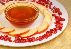 out honey pomegranate honey cooler 4 more delicious recipes for rosh ...