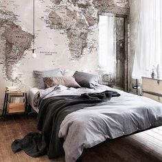 Lazy Sundays  #inspiration #interiordesign #interior #home #homedecor #homedesign #decoration #decor #instahome #bed #bedroom #bedroomdecor #sunday by fashionlandscape http://discoverdmci.com