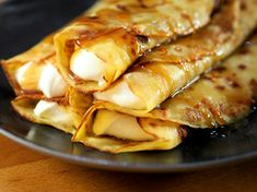 Pancakes, Food And Drink, Pork, Cooking Recipes, Baking, Ethnic Recipes, Desserts, Anna, Drinks
