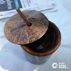 Kopi Bumbung, Gula Jawa, Indonesia #indonesia #coffee #kopi #travel #food #drink #tradition #culture #bamboo