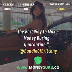 MoneyGuru Earn Money Fast, Money Now, Earn Money From Home, Way To Make Money, How To Make, Easy Money Online, Online Signs, Social Marketing, Affiliate Marketing