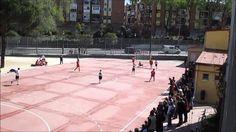 Futbol sala infantil Oroquieta Espinillo contra Guillen Prim A
