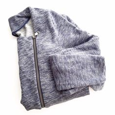 Lou & Grey for LOFT Knit Moto Jacket Excellent condition with no rips or stains. Some minimal normal wear. First picture filtered. Size large. Lou & Grey for Loft. •0302160350• Lou & Grey Jackets & Coats