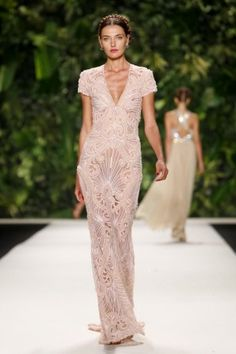 Naeem Khan Spring Summer Ready To Wear 2014 New York