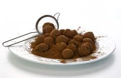Trufas de chocolate | Panelinha - Receitas que funcionam