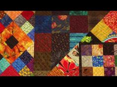 The Work of Gyleen Fitzgerald - TheQuiltShow.com