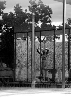 Mies Van der Rohe Pavillion