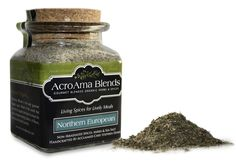 GIVEAWAY: AcroAma Blends Organic Spices - $50 value! Ends 1/28 REPIN this for 10 extra entries! Click here to enter: http://www.cheeseslave.com/giveaway-acroama-organic-spice-blends-sampler-50-value/#