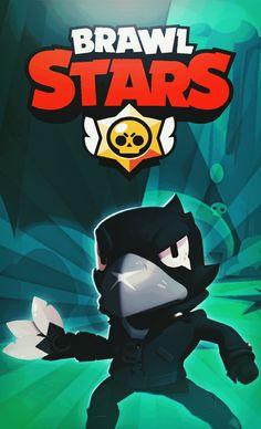 'Brawl Stars Legends' Poster by Mechalina Star Character, Star Wallpaper, Star Pictures, Star Art, 8 Bit, The Wiz, Werewolf, Crow, Hockey Players
