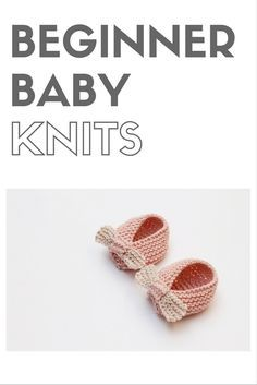 Free baby knitting patterns, with baby slippers, a baby blanket, mitts and a bear bonnet.