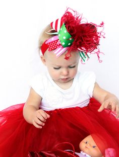 Christmas Boutique bow