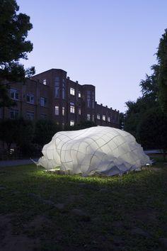 Weaving Architecture | Aisa Arikawa