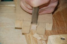 There are numerous sorts of woodworking; keep reading through to learn about. Take into consideration making your own sanding blocks on your own that you could reuse frequently. Start by chopping six blocks from scrap piece of plywood for every single sandpaper grit you normally make use of....