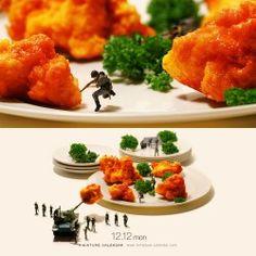 Lunch Battle