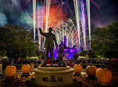 Tips for a unique method of photographing the fireworks at Disney!