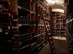 The Cellars at Restaurant Taillevant