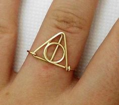 13 Harry Potter Rings Only The Most Magical Fans Will Appreciate