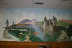 Mural for Sunday School room