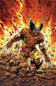 Return of Wolverine . - 80s uniform