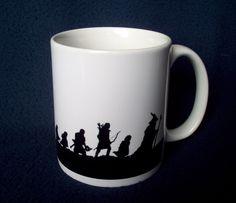 I'd sure like this mug for work :)