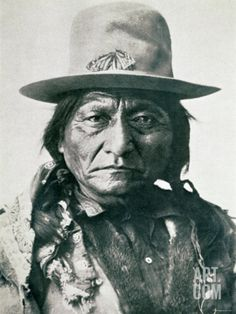 Sitting Bull Photographic Print at Art.com