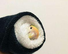 Bird sushi