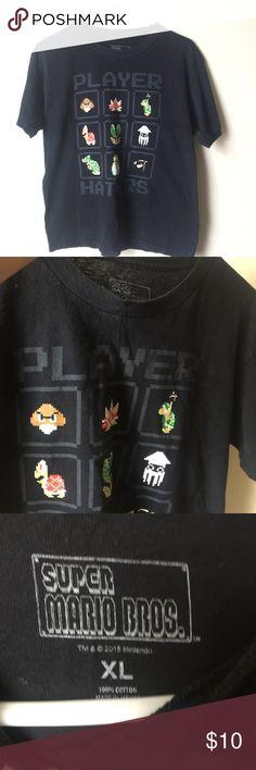 36f24920e Tee 🤟 Super Mario Tee - super comfy -great tee 🙌🙌🙌 Shirts Tees - Short  Sleeve