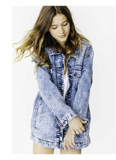 Finger in the Nose 2017, for the love of denim. oversized denim jacket for kids & teens
