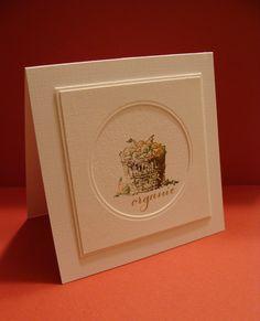 IC535 - Organic Inspiration - beautiful Always Thankful stamp set by Stampin' Up!