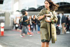 Russian Bloggers' Styles 俄羅斯博客教你如何穿出兼具保暖與潮流的時尚小撇步 | Popbee - a fashion, beauty blog in Hong Kong.