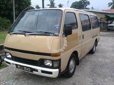Van isuzu wfr 2,0 petrol 91 - Commercial Vehicle & Boats for sale in Gombak, Selangor
