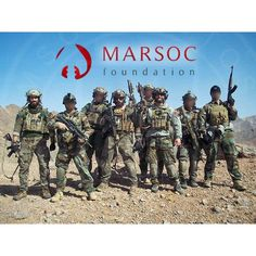 """""""Today, MARSOC is deployed in over 40 countries around the world. The average MARSOC Critical Skills Operator is away from home and family more than 50% of the time, either on deployment or out-of-area training. During their service they are often exposed to combat and other dangerous activities that can have instantaneous and lifelong impacts. As necessity grows for the unique services of MARSOC, so does the need for charitable support. The MARSOC Foundation..."""