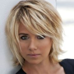 Short Layered Hairstyles From year to year, a short hairstyle is traditionally topped by the lists of the most popular female In the 2019 se…, Hairstyle Ideas Source Bob Hairstyles For Round Face, Cute Bob Hairstyles, Layered Bob Hairstyles, Short Hairstyles For Women, Hairstyle Ideas, Medium Choppy Hairstyles, Hairstyles For Over 50, Layered Haircuts For Medium Hair, Short Sassy Haircuts