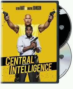 Central Intelligence (DVD, 2016) Special Edition