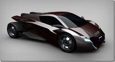 Lamborghini electric concept | Cars world blog