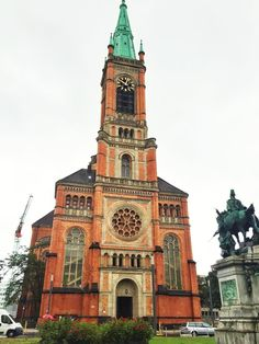 Johanneskirche/ Stadt Kirche