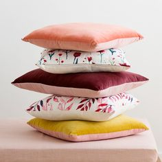 Create soft and comfortable springtime enjoyment by combining different materials and styles. Cushions, available in a variety of shapes and sizes. Prices from DKK 78,80 / ISK 1969 / SEK 109,00 / NOK 113,00 / EUR 10,98 / GBP 10,98