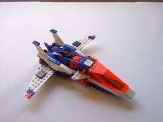 Cygnus Class Heavy Escort Fighter By Darkborg IX