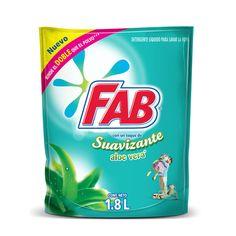 Omo Fab Aloe Vera Laundry Detergent