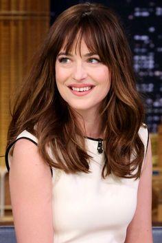 Fifty Shades of Grey Star Dakota Johnson's Makeup How-To: Lipstick.com