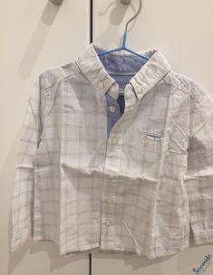b80836125ac6a Petit chemise rayée garçon - 18 mois à Rueil Malmaison  Occasion Cyrillus –  Seconde histoire