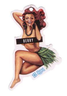 PLANET SPORTS Car Freshener berry #planetsports
