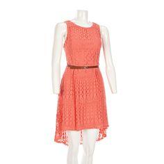 Trending Burlington coat factory Coral summer dress