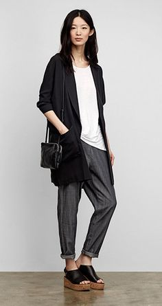 Our Favorite Spring Looks & Styles for Women | EILEEN FISHER - #Womens #Fashion #CHAM