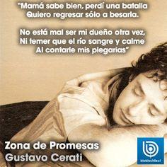 Gustavo Cerati - Zona de Promesas