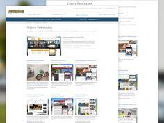 Webseite, Referenzen
