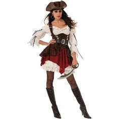 The Womens Sexy Pirate Penny Costume is the perfect 2019 Halloween costume for you. Show off your Womens costume and impress your friends with this top quality selection from Costume SuperCenter! Snow White Halloween Costume, Pirate Halloween Costumes, Adult Costumes, Costumes For Women, Women Halloween, Buy Costumes, Sexy Pirate Costume, Pirate Dress, Queen Costume